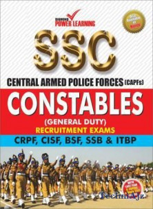 SSC Constable Recruitment Exam(Paperback)