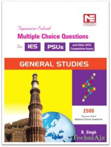 General Studies- MCQs for IES, PSUs and UPSC Comp. Exams(Paperback)