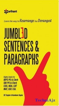 Learn The Way To Rearrange The Dearange Jumbled Sentences and Paragraphs(Paperback)