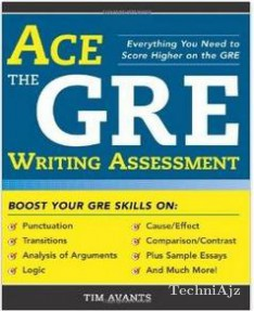 Ace the GRE Writing Assessment(Paperback)