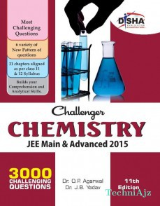 Challenger Chemistry for JEE Main & Advanced(Paperback)