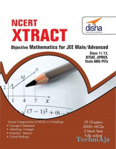 NCERT Xtract Objective Mathematics for JEE Main, JEE Adv, Class 11/ 12, BITSAT, State PETs(Paperback)