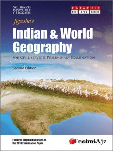 Indian & World Geography for Civil Services (Preliminary) Examinations(Paperback)