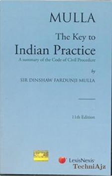 Mulla- The Key to Indian Practice(Paperback)