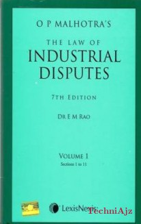 The Law of Industrial Disputes in 2 vols.(Hardcover)