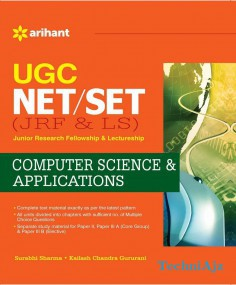 UGC- CSIR NET (JRF & LS) Computer Science & Applications(Paperback)