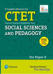 CTET Social Science and Its Pedagogy(Paperback)