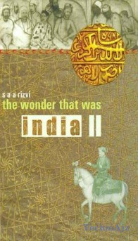 Wonder That Was India, Vol. 2: A Survey Of The History And Culture Of The Indian Sub- Continent From The Coming Of The Muslims To The British Conquest 1200- 1700.2005 Reprint (Paperback)(Paperback)