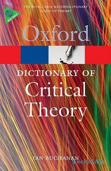 A Dictionary of Critical Theory(Paperback)