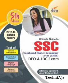 SSC CHSL Guide for DEO & LDC 5th Edition