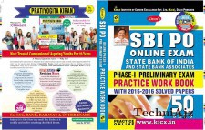 Sbi Po Online Exam Phase- I Preliminary Exam Practice Work Book 50 Sets (With Cd)(Paperback)