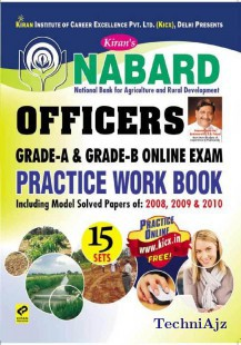 NABARD (National Bank for Agriculture and Rural Development) OFFICERS ASSISTANT MANAGER (GRADE- A & B) Online Exam PRACTICE WORK BOOK ENGLISH(Paperback)