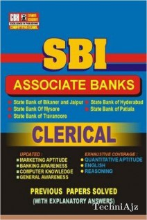 Sbi Associate Banks Clerical Exam Guide(Paperback)