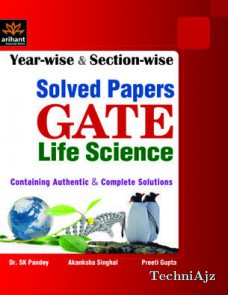 Track your Order GATE Life Science Year- Wise And Section- Wise Solved Papers(Paperback)