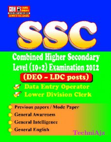 Ssc Combined Higher Secondary Level Deo & Ldc In English (Paperback)(Paperback)