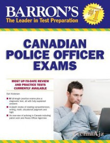 Barron's Canadian Police Officer Exams(Paperback)