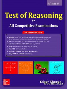 Test of Reasoning For All Competitive(Paperback)