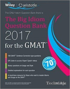 Wiley's The Big Idiom Question Bank 2017 For The Gmat(Paperback)
