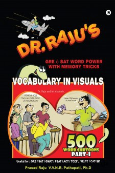 Vocabulary in Visuals: GRE & SAT Word Power with Memory Tricks(Paperback)