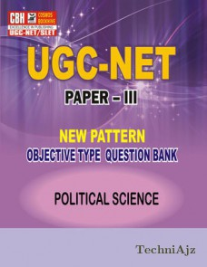 Political Science For Ugc- Net Paper- 3 (Paperback)(Paperback)