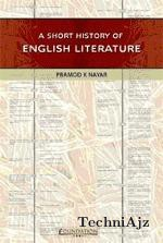 A Short History of English Literature(Paperback)