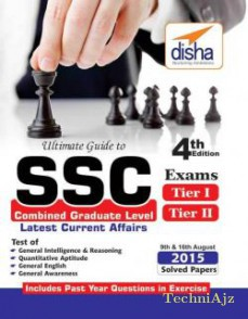 Ultimate Guide of SSC CGL (Tier I -Tier II) Exam 4th Edition