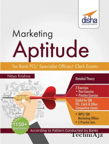 Marketing Aptitude for Bank Clerk/ PO/ Specialist Officer Exam(Paperback)
