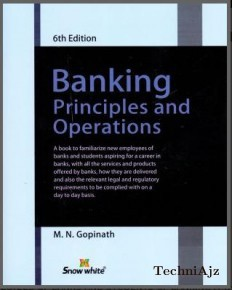 Banking Principles and Operations(Paperback)