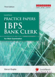 LexisNexis Practice Papers for IBPS Bank Clerk (For Main Examination)(Paperback)