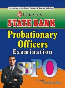 State Bank Probationary Officers Main Exam.(Paperback)