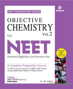 Objective Chemistry Vol. - 2 For NEET(Paperback)