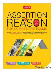 Assertion and Reason for Competitive Exams(Paperback)