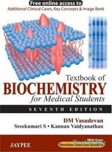 Textbook of Biochemistry for Medical Students(Paperback)