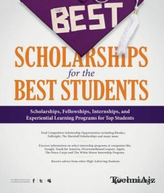 The Best Scholarships for the Best Students(Paperback)