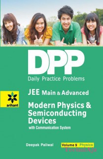 Daily Practice Problems (DPP) for JEE Main & Advanced- Modern Physics & Semi Conducting Devices Vol. 9 Physics(Paperback)