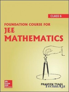 Foundation Course For Jee Mathematics Class 6(Paperback)