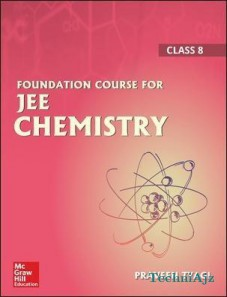Foundation Course For Jee Chemistry Class 8(Paperback)