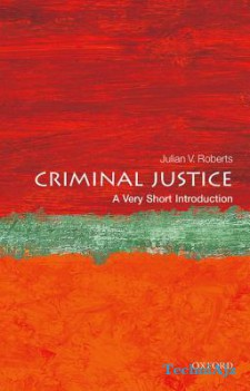 Criminal Justice: A Very Short Introduction(Paperback)