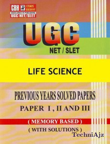 Life Science Previous years solved for ugc net slet paper 2 and 3.(Paperback)