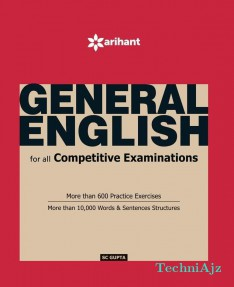 General English for All Competitive Examinations(Paperback)