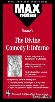 Divine Comedy I: Inferno, the (Maxnotes Literature Guides)(Paperback)