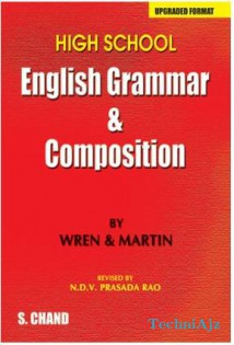 High School English Grammar & Composition(Paperback)
