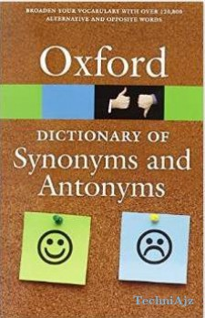 The Oxford Dictionary of Synonyms and Antonyms(Paperback)
