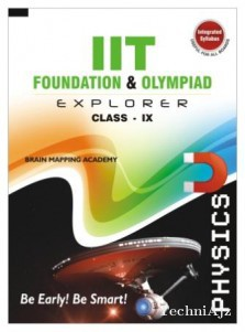 IIT Foundation Explorer- Physics- 9(Paperback)