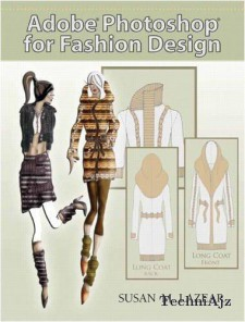 Adobe Photoshop for Fashion Design[ With DVD](Paperback)