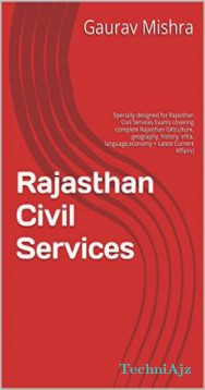 RAS: Rajasthan Civil Services Exams Complete Rajasthan GK(culture, geography, history, infra, language,economy + Latest Current Affairs) Everything