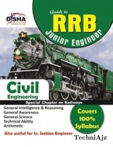 RRB Junior Engineer Guide - Civil Engineer 1st Edition