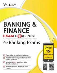 Wiley's Banking & Finance, Exam Goalpost, for Banking Exams(Paperback)