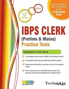 Wiley's IBPS Clerk (Prelims & Mains) Practice Tests(Paperback)