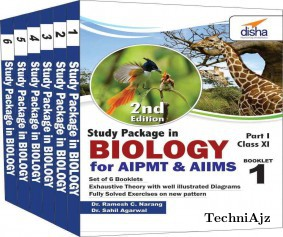 Study Package for Biology for AIPMT, AIIMS & Other Medical Entrance Exams(Paperback)